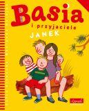 Okładka ksiązki - Basia i przyjaciele. Janek