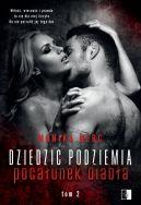 Okładka książki - Pocałunek Diabła