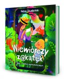 Okładka ksiązki - Wiewiórczy zakątek