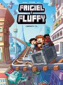 Okładka - Frigiel i Fluffy. Czerwony pył