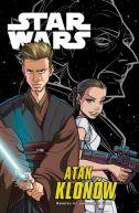 Okładka - Star Wars  Atak klonów