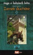 Okładka książki - Zamek duchów
