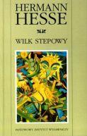 Okładka książki - Wilk stepowy