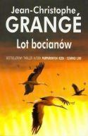 Okładka książki - Lot bocianów
