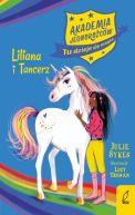 Okładka ksiązki - Akademia Jednorożców. Liliana i Tancerz. Tom 5