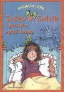Okładka ksiązki - Zuźka D. Zołzik i potwór spod łóżka