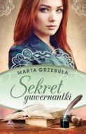 Okładka książki - Sekret guwernantki