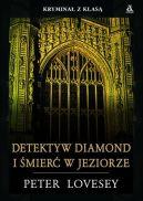 Okładka książki - Detektyw Diamond i śmierć w jeziorze