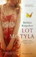 Okładka książki - Lot motyla