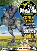 Okładka - Świat Dinozaurów (#21). Prenocefal t.21
