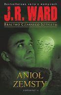 Okładka książki - Anioł Zemsty