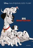 Okładka książki - 101 Dalmatyńczyków. Disney. Najpiękniejsze filmy