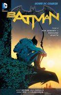 Okładka ksiązki - Batman. Rok zerowy.  Mroczne miasto. Tom 5