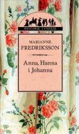 Okładka książki - Anna, Hanna i Johanna