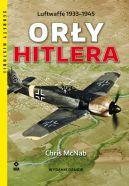 Okładka - Orły Hitlera