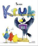 Okładka książki - Kruk,co kracze pokrakanie