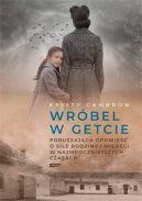 Okładka książki - Wróbel w getcie