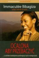 Okładka książki - Ocalona aby przebaczyć