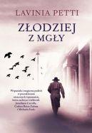 Okładka książki - Złodziej z mgły