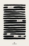 Okładka książki - Cudze słowa