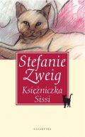 Okładka książki - Księżniczka Sissi