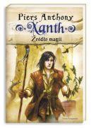 Okładka książki - Źródło magii