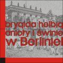 Okładka ksiązki - Anioły i świnie. W Berlinie!!