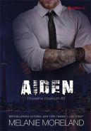 Okładka książki - Aiden
