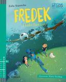 Okładka ksiązki - Fredek i koło fortuny