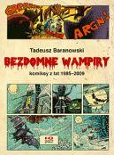 Okładka ksiązki - Szlurp i Burp - 2 - Bezdomne wampiry