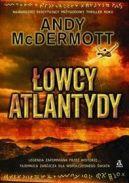 Okładka książki - Łowcy Atlantydy