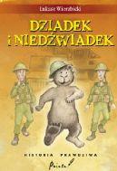 Okładka ksiązki - Dziadek i niedźwiadek