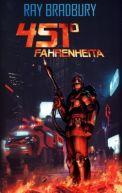 Okładka ksiązki - 451 stopni Fahrenheita