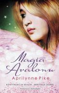 Okładka ksiązki - Magia Avalonu