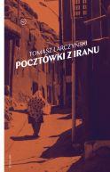 Okładka książki - Pocztówki z Iranu