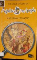 Okładka książki - Agata na tropie - Zagadka faraona