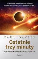 Okładka ksiązki - Ostatnie trzy minuty