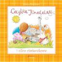 Okładka książki - Cecylka Knedelek i ulica Ciasteczkowa