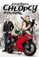 Okładka ksiązki - Bangarang