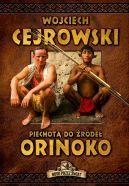 Okładka ksiązki - Piechotą do żródeł Orinoko