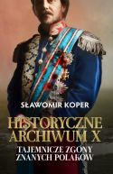 Okładka - Historyczne Archiwum X