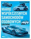 Okładka ksiązki - Marki współczesnych samochodów osobowych. Leksykon