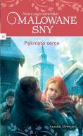 Okładka książki - Malowane sny Tom 18 Pęknięte serce