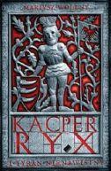 Okładka ksiązki - Kacper Ryx i tyran nienawistny