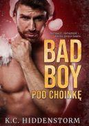 Okładka książki - Bad boy pod choinkę