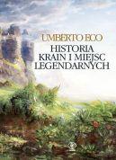 Okładka ksiązki - Historia krain i miejsc legendarnych