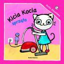 Okładka ksiązki - Kicia Kocia sprząta