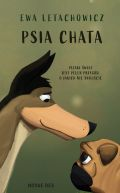 Okładka książki - Psia chata