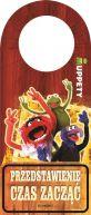 Okładka książki - Przedstawienie czas zacząć. Muppety. Zawieszka