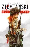 Okładka ksiązki - Toy wars